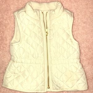 ❤️ADORABLE❤️ baby girl winter vest